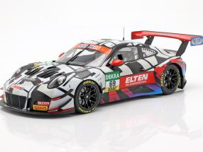 Porsche 911 (991) GT3 R #69 GT Masters 2018 Iron Force by Ring Police 1:18 Minichamps