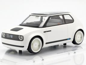 Honda Urban EV Concept Car 2017 mattweiß 1:18 DNA Collectibles