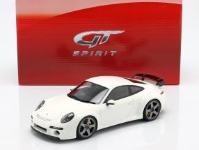Porsche Ruf 911 (991) RGT Year 2015 white 1:18 GT-SPIRIT
