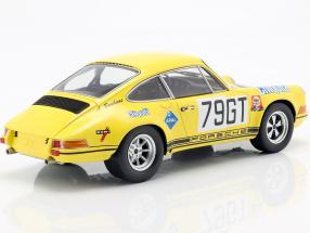 Porsche 911 S #79 Class Winner 1000 km Nürburgring 1971 Fröhlich, Toivonen 1:18 Minichamps