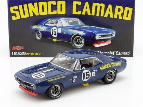Chevrolet Camaro Z28 #15 Sunoco Penske Racing 1:18 GMP
