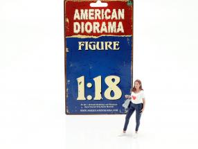 Ladies Night Elle figure 1:18 American Diorama