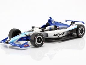 Takuma Sato Honda #30 IndyCar Series 2019 Rahal Letterman Lanigan Racing 1:18 Greenlight