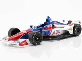 Tony Kanaan Chevrolet #14 IndyCar Series 2019 A. J. Foyt Enterprises 1:18 Greenlight