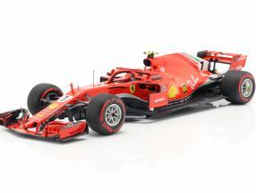 Kimi Räikkönen Ferrari SF71H #7 Canada GP formula 1 2018 1:18 BBR