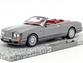 Bentley Continental Azure Year 1998 gray metallic 1:18 Minichamps