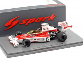 Emerson Fittipaldi McLaren M23 #5 World Champion monaco GP formula 1 1974 1:43 Spark