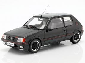 Peugeot 205 GTI Gutmann year 1988 black 1:18 OttOmobile