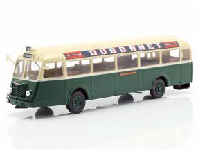 Chausson AP-47 RATP Bus Frankreich Baujahr 1947 dunkelgrün / creme 1:43 Altaya