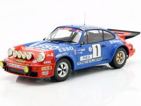 Porsche 911 Carrera RS Gr.4 #1 Rallye Monte Carlo 1979 Nicolas, Todt 1:18 Ixo