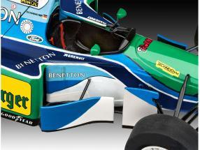 25th Anniversary Benetton Ford F1 kit 1:24 Revell