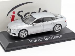 Audi A7 Sportback silver 1:43 iScale