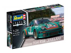 Porsche 934 RSR Vaillant #9 kit 1:24 Revell