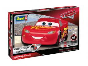 Lightning McQueen Cars kit 1:24 Revell