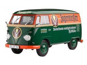 Volkswagen VW T1 Kastenwagen Jägermeister kit green / orange 1:24 Revell