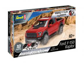 Ford F-150 Raptor kit rot 1:25 Revell