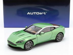 Aston Martin DB11 year 2017 appletree green 1:18 AUTOart