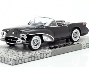 Buick Wildcat 2 Concept Car Year 1954 black 1:18 Minichamps