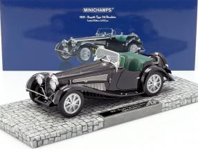 Bugatti Type 54 Roadster black Mullin Museum Collection 1:18 Minichamps
