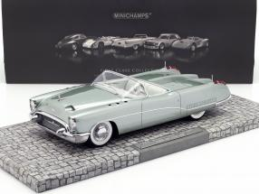 Buick Wildcat I Concept Car Year 1953 green metallic 1:18 Minichamps