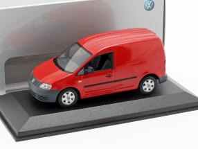 Volkswagen Caddy red 1:43 Minichamps
