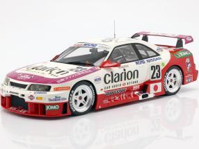 Nissan Skyline GT-R LM #23 24h LeMans 1995 Hoshino, Suzuki, Kageyama 1:18 TrueScale