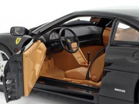 Ferrari 348 TB year 1989 black   Foundation