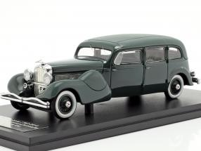 Düsenberg Model J Bohman and Schwartz Throne Car Year 1937 green 1:43 GLM