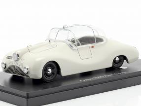 Gatso 4000 Aero Coupe Year 1948 light gray 1:43 AutoCult