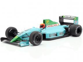 Maurício Gugelmin Leyton House CG901 #15 France GP formula 1 1990 1:18 Spark