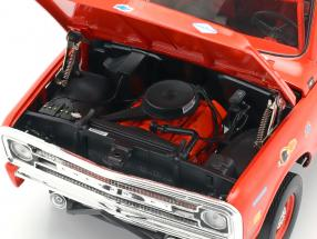 Chevrolet C10 Baja 1000 Pick-Up Truck year 1969 red