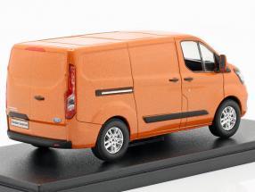 Ford Transit Custom V362 MCA Sport year 2018 orange metallic