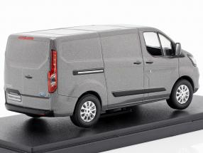 Ford Transit Custom V362 MCA year 2018 grey metallic