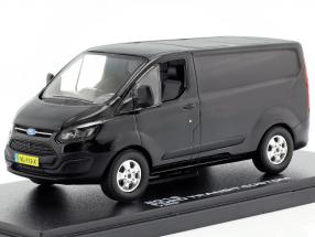 Ford Transit Custom V362 year 2016 black 1:43 Greenlight