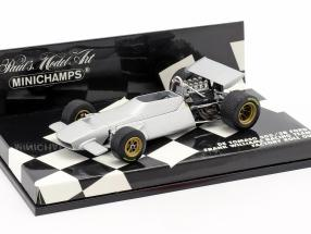 De Tomaso 505/38 Ford Factory Roll Out  Formula 1 1970 1:43 Minichamps