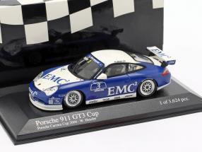 W. Henzler, Porsche 911 GT3 Carrera Cup 2004 #3 1:43 Minichamps