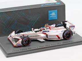 Neel Jani Penske EV-2 #6 HongKong ePrix formula E 2017/18 1:43 Spark