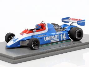 Jan Lammers Ensign N180 #14 British GP formula 1 1980 1:43 Spark
