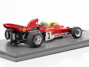 Reine Wisell Lotus 72D #3 5th Canadian GP formula 1 1971