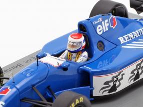 Eric Bernard Ligier JS39B #25 3rd German GP formula 1 1994