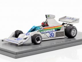 Emerson Fittipaldi Copersucar FD04 #30 Brazil GP formula 1 1976 1:43 Spark