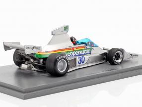 Emerson Fittipaldi Copersucar FD04 #30 Brazil GP formula 1 1976