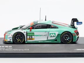 Audi R8 LMS #29 GT Masters Nürburgring 2018 Dennis, Mies