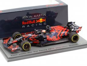 Max Verstappen Red Bull Racing RB15 #33 Silverstone Shakedown F1 2019 1:43 Spark