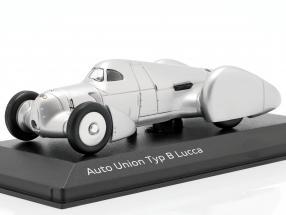 Auto Union Typ B Lucca silber 1:43 Minichamps