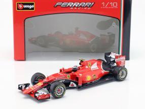 Kimi Räikkönen Ferrari SF15-T #7 Formula 1 2015 1:18 Bburago