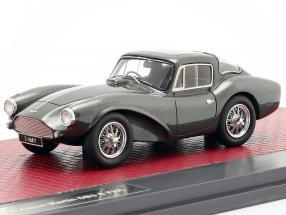 Aston Martin DB3 S FHC Baujahr 1956 dunkelgrün metallic 1:43 Matrix