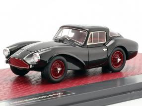 Aston Martin DB3 S FHC year 1956 black 1:43 Matrix