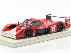 Toyota TS 020 GT-One #2 24h LeMans 1999 Boutsen / Kelleners / McNish 1:43 Spark