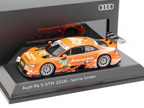 Jamie Green Audi RS5 #53 DTM 2016 Audi Sport Team Rosberg 1:43 Spark